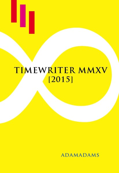 TiMeWRiTeR MMXV [2015] cover
